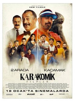 Karakomik Filmler Kaçamak LaseR